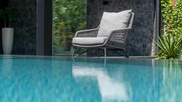 extérieur mobilier de jardin chaises 4SO Babilonia chaise de salon moderne