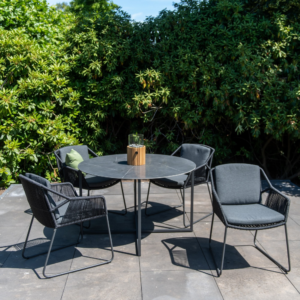 4 Seasons Outdoor Accor Dining Set