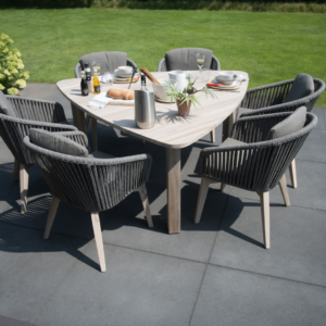 4 Seasons Outdoor Santander Dining Set