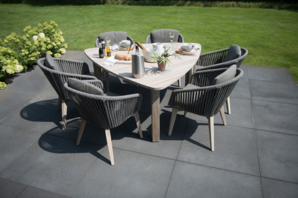 4 Seasons Outdoor Santander Dining Set