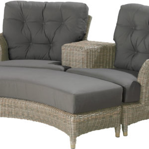 4SO Valentine Seat and footstool