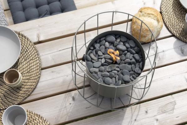 Cosi Fire Cosiscoop basket groen