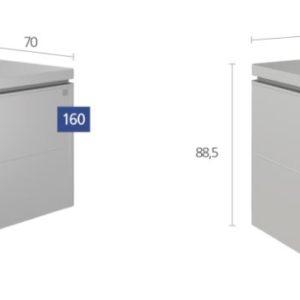 Kussenbox Biohort Loungebox