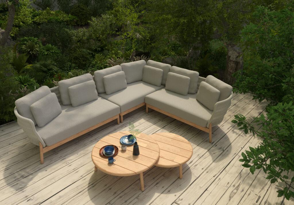 Avalon modular lounge set