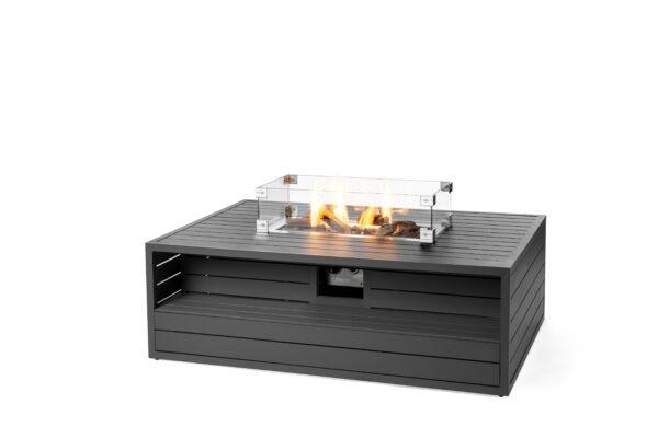 Happy Cocooning Cocoon Tables Aluminium Rechthoek Antraciet