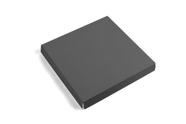 Happy Cocooning Cocoon Tables Aluminium Deksel Vierkant Antraciet