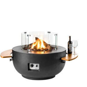 Happy Cocooning Cocoon Tables Bowl Noir