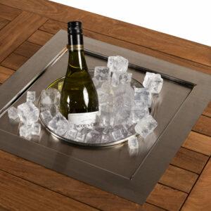 Happy Cocooning Cocoon Table Wijnkoeler Vierkant
