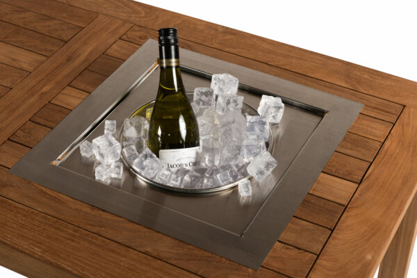 Happy Cocooning Refroidisseur De Vin Carré