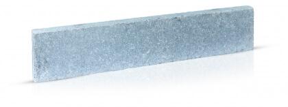 Boordstenen Belgische blauwe steen verouderd 5x15x100 cm