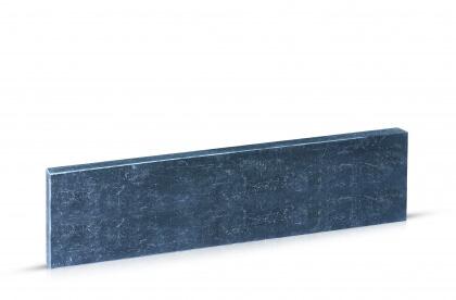 Boordstenen Vietnamese blauwe steen verouderd 5x30x100 cm