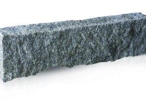 Bordures Granit Gris 8x20x100 cm