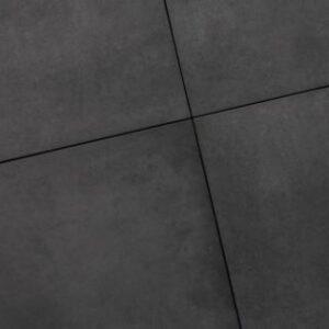 Natuursteen keramische tegels Concrete Dark Grey