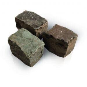 Herbruikte grès 12x18 cm (285 kg/m²)