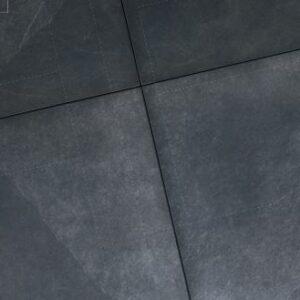 Natuursteen keramische tegels Slate Black