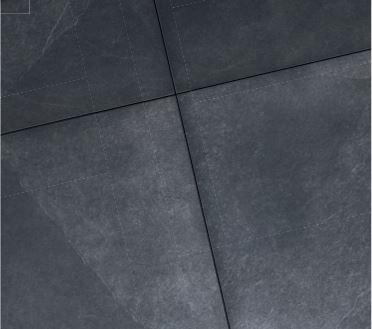 Pierre naturelle carreaux de céramique Slate Black