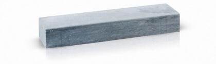 Traptreden Chinese blauwe steen geschuurd met ronde neus 15x25x100 cm