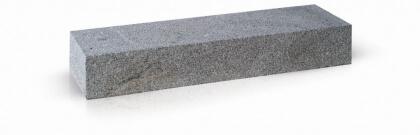 Traptreden grijs graniet 16x35x125 cm
